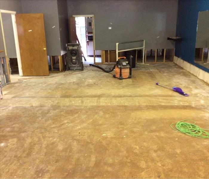 Westford Dance Studio Suffers a Water Loss After