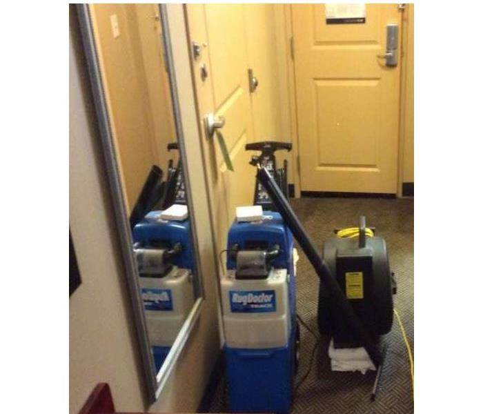 Hotel Water Loss in Marlborough, MA