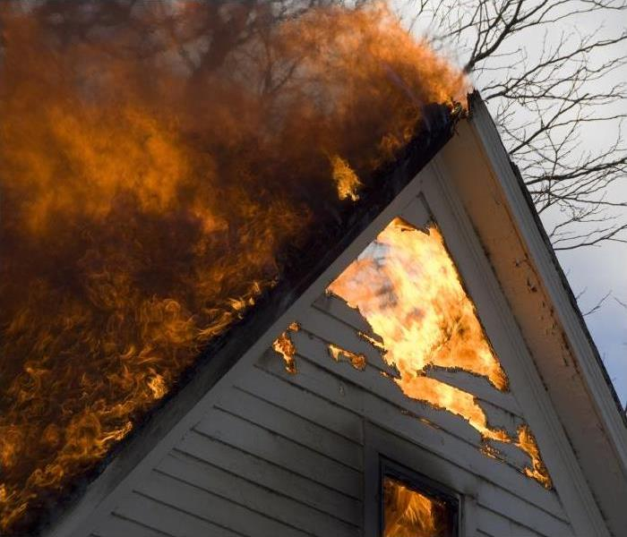 Fire Damage What SERVPRO Can Teach You About Fire Damage Restoration In Marlborough