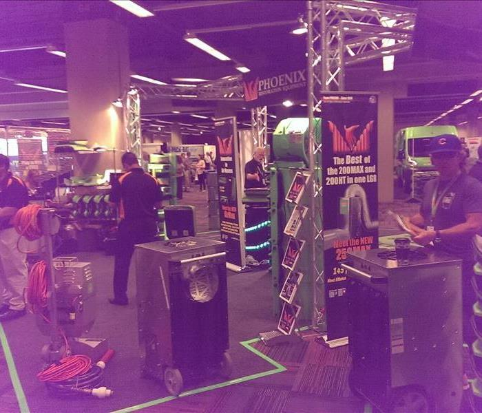 General SERVPRO Marlborough/Concord Attends SERVPRO Annual Convention