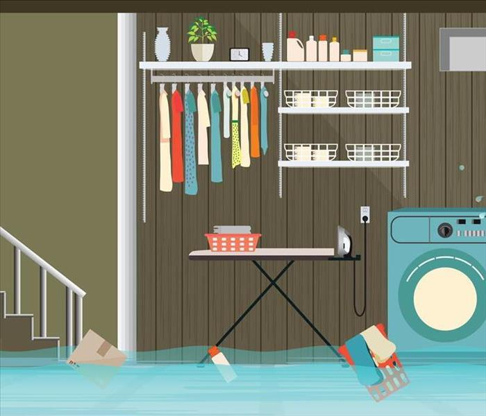 Why Trust SERVPRO With Your Water-Damaged Basement