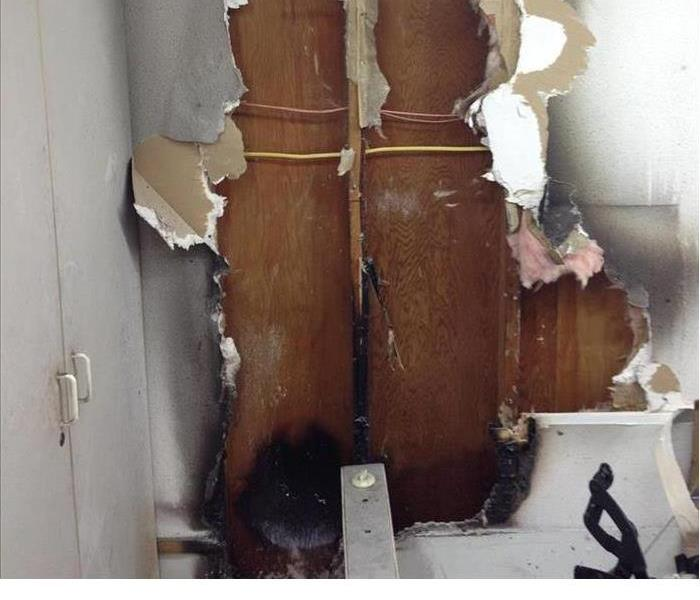 Fire Damage Call Us For All Your Marlborough Fire Damage Restoration Services
