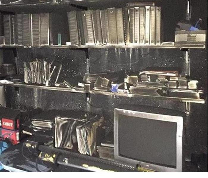 Commercial SERVPRO Will Get You Back In Business After A Concord Fire