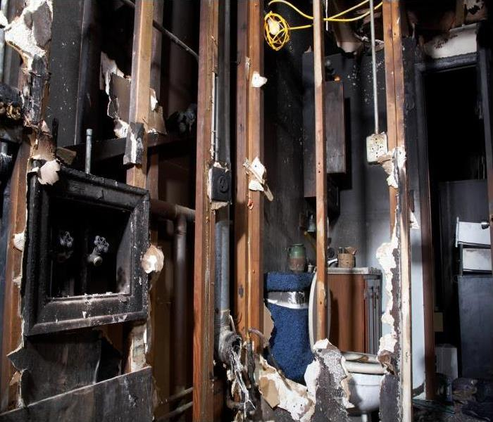 Fire Damage Our Professionals Explain The Effects Of A Fire In Your Concord Home