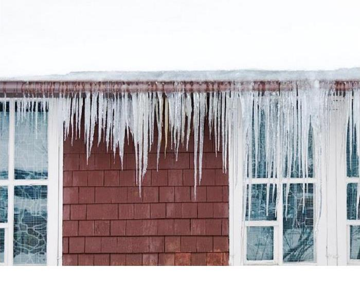 Water Damage What Ice Dams Do to Your Littleton Residence