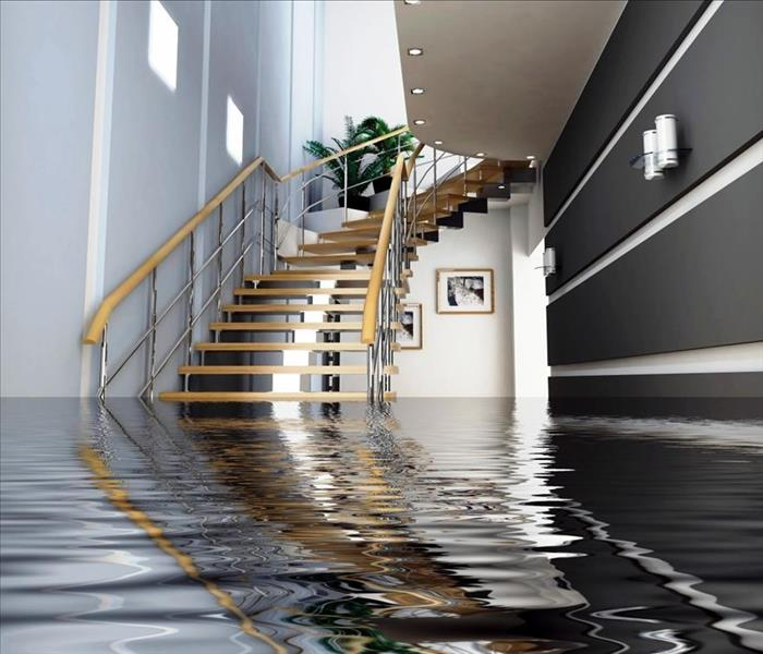Water Damage Spring Flood Tips