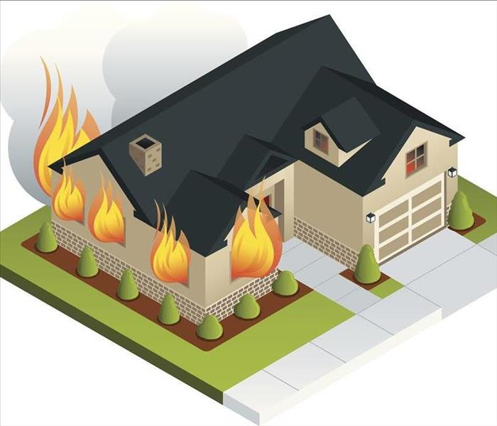 Fire Damage Inspections and Insurance Claims Following A Fire To Your Hudson Home