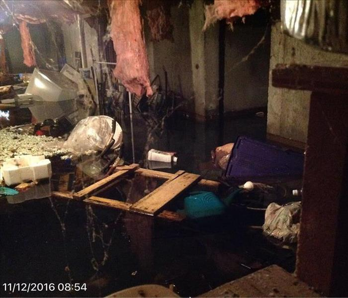 Water Damage Marlboro/Concord Residents: We specialize in Flooded Basement Cleanup Restoration!